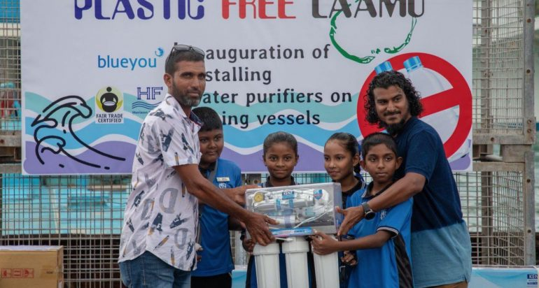 Project launched to install water purifiers on fishing vessels